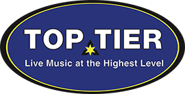 TOP TIER - Nashville's Premier Wedding & Corporate Band and DJ Services